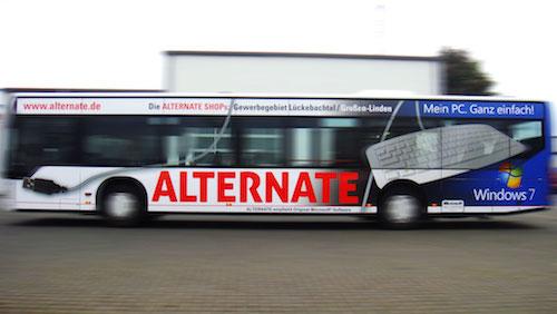 Alternate • Gießen u.a.