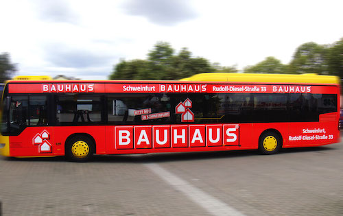 Bauhaus • Schweinfurt u.a.