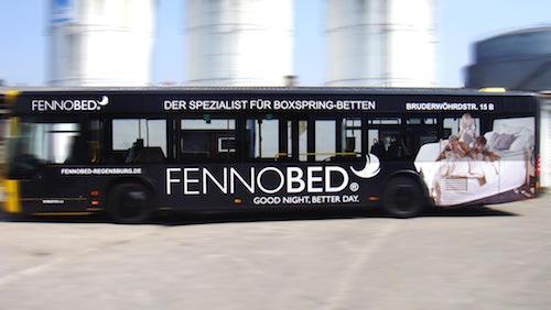 Fennobed • Regensburg u.a.