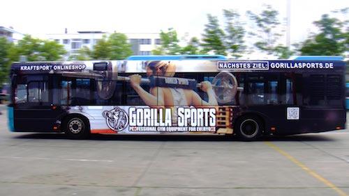 Gorilla Sports • Frankfurt a.M.