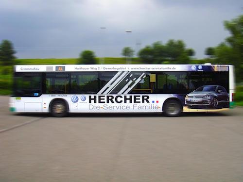 VW Hercher • Crimmitschau u.a.